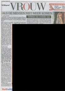 telegraaf 13-10-2010